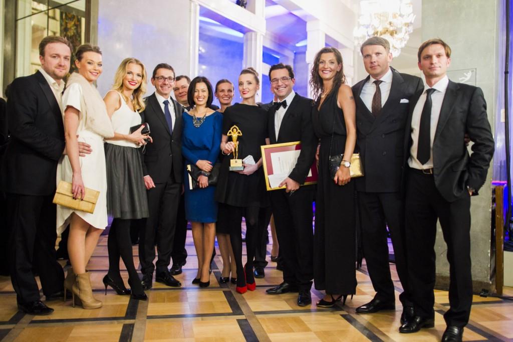 Anna Popek: Gala BCC - BlogStar.pl