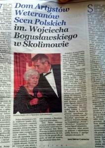 Olgierd Łukaszewicz: Moje Święto Wolności w Londynie - BlogStar.pl