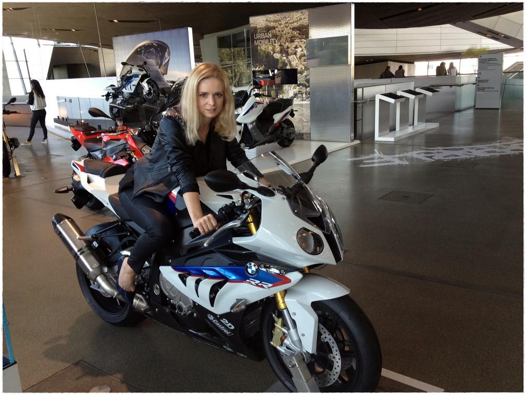 Aleksandra Mikołajczyk: Monachium – startupy, golonka i Muzeum Motoryzacji - BlogStar.pl