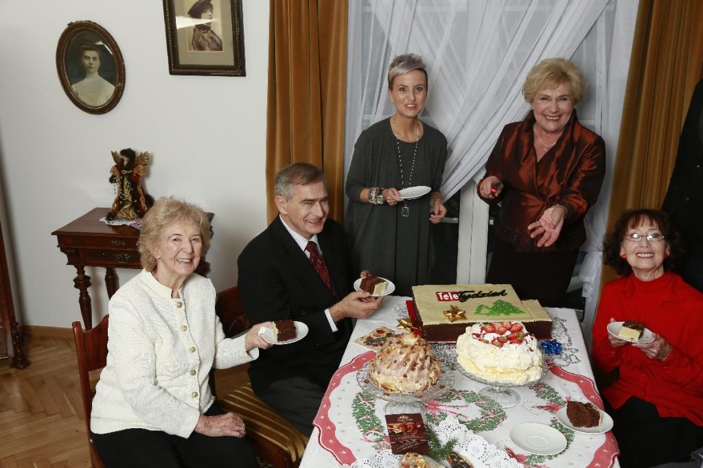 """Olgierd Łukaszewicz: Czytajcie świąteczny numer """"Tele Tygodnia"""" - BlogStar.pl"""