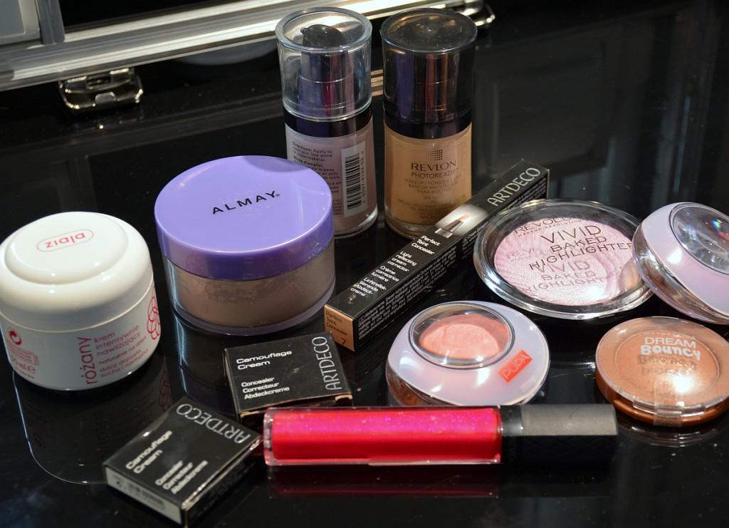 Anna Popek: Mój makijaż sylwestrowy - BlogStar.pl