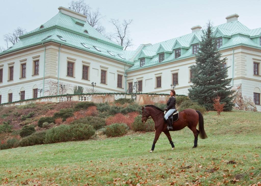 Anna Popek: Manor House SPA i ród Odrowążów - BlogStar.pl