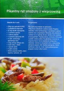 BlogStar: Przepisy z torebki – KUPIEC – Pikantny ryż smażony w wieprzowiną - BlogStar.pl