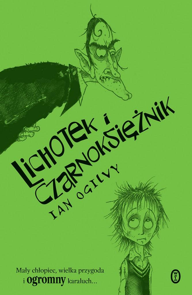 BlogStar: Straszne przygody Lichotka - BlogStar.pl
