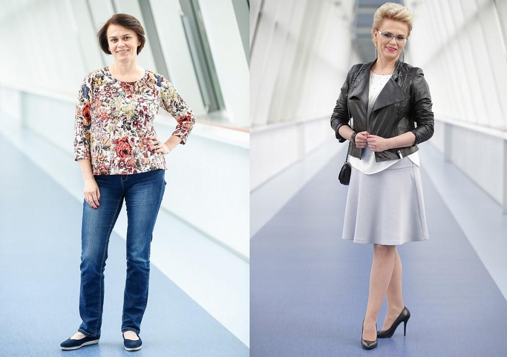 Mariola Bojarska-Ferenc 50+: Metamorfoza Ani - BlogStar.pl