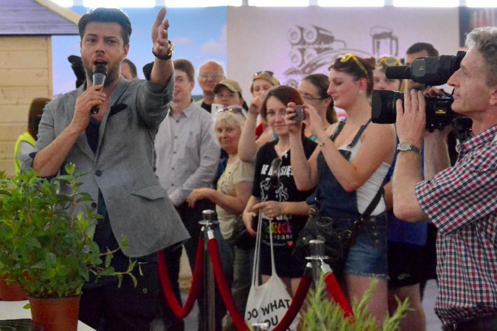 BlogStar: Gwiazdy na Festiwalu Piwnych Smaków - BlogStar.pl