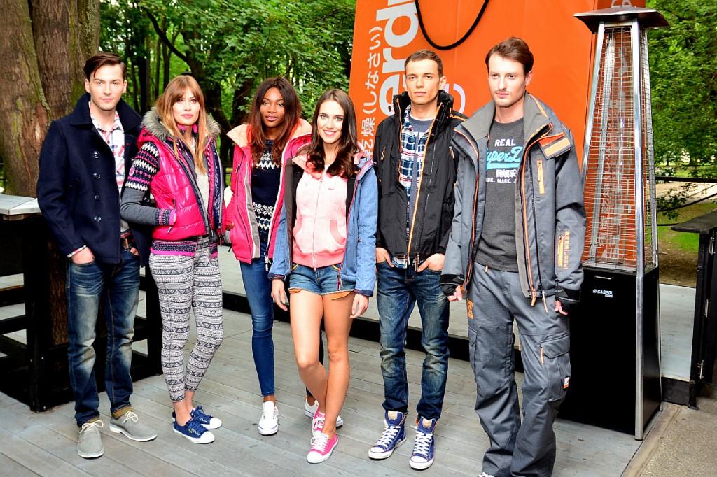 BlogStar: Superdry już w Złotych Tarasach w Warszawie - BlogStar.pl