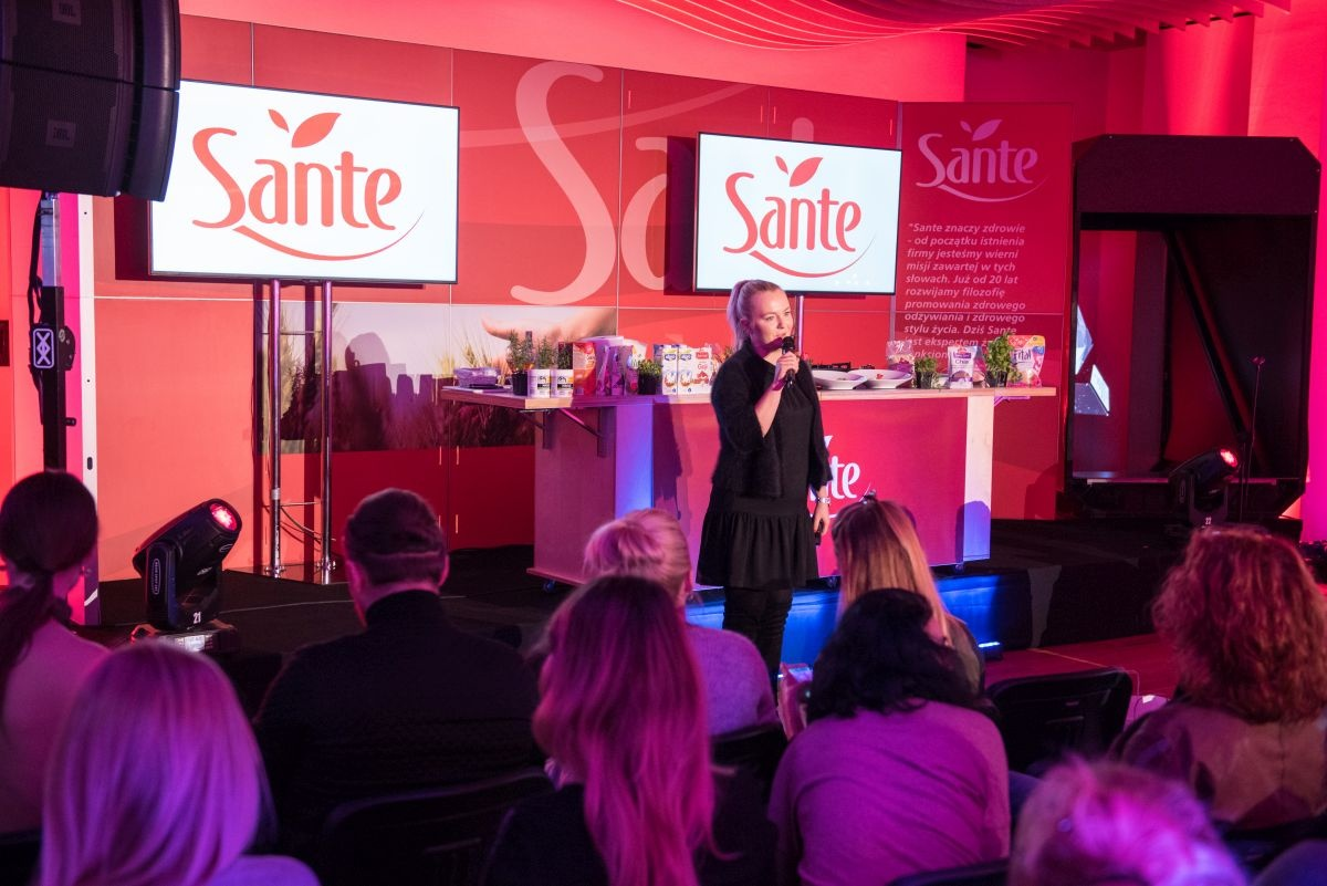 Carolina Halladin, Business Development Director, Sante
