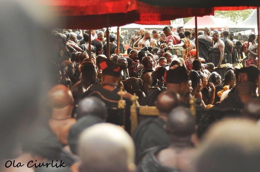 Pogrzeb w Ghanie - fot. Ola Ciurlik (12)