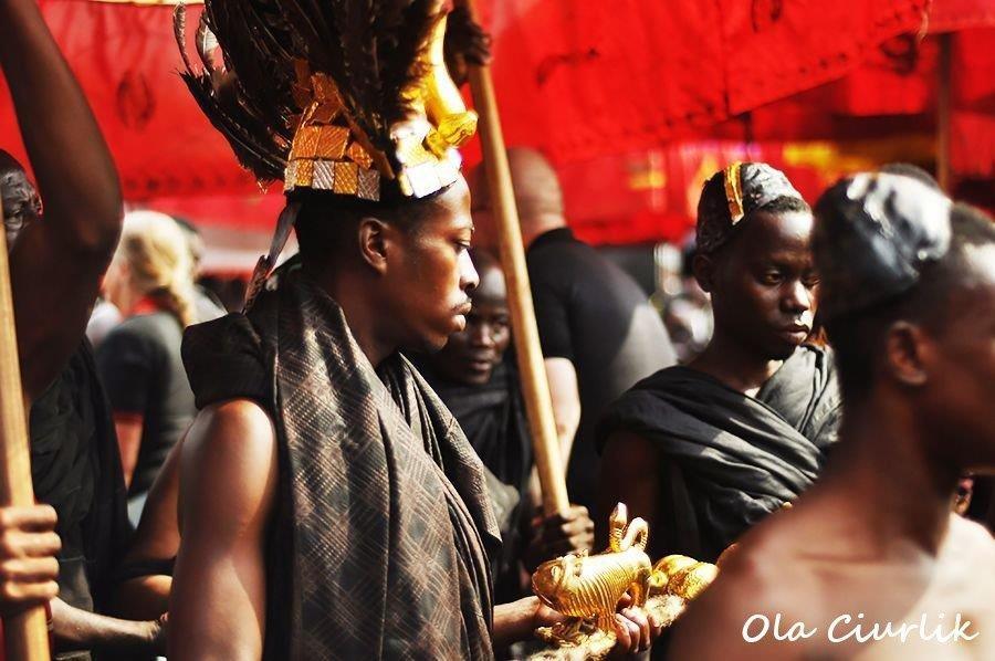 Pogrzeb w Ghanie - fot. Ola Ciurlik (16)