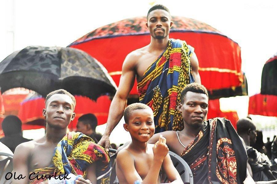 Pogrzeb w Ghanie - fot. Ola Ciurlik (24)