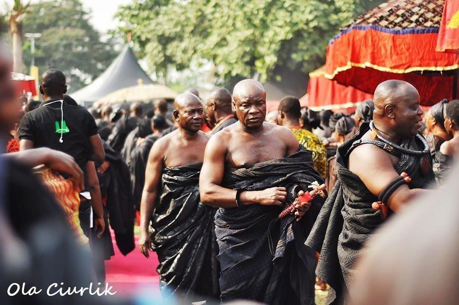Pogrzeb w Ghanie - fot. Ola Ciurlik (28)