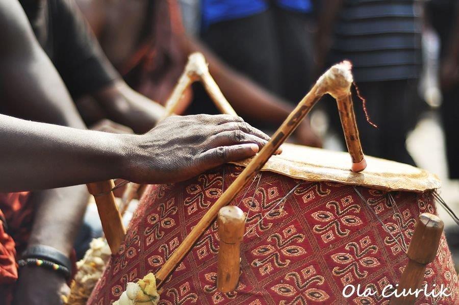 Pogrzeb w Ghanie - fot. Ola Ciurlik (5)
