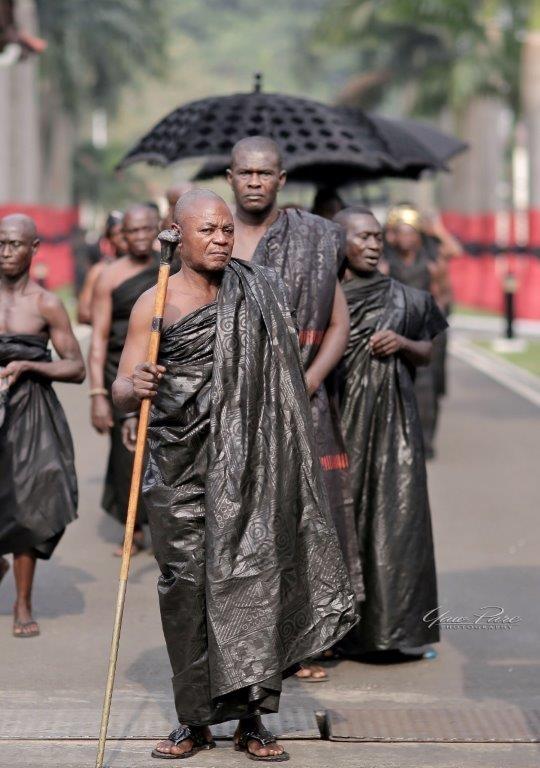 Pogrzeb w Ghanie - fot. Yaw Pare (11)