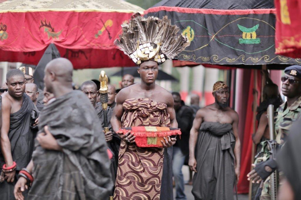 Pogrzeb w Ghanie - fot. Yaw Pare (12)