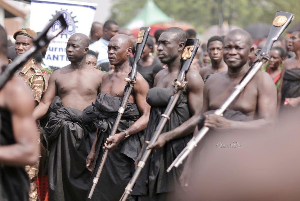 Pogrzeb w Ghanie - fot. Yaw Pare (16)