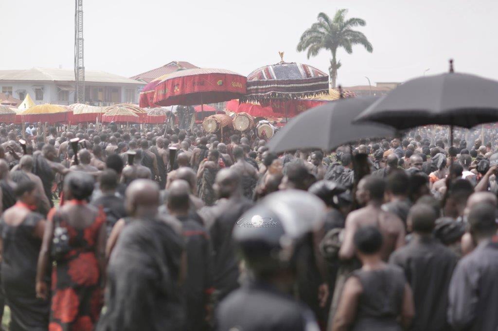 Pogrzeb w Ghanie - fot. Yaw Pare (19)