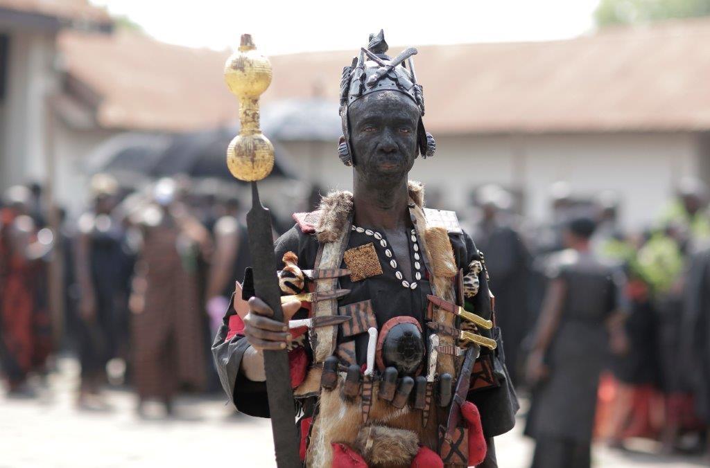 Pogrzeb w Ghanie - fot. Yaw Pare (22)