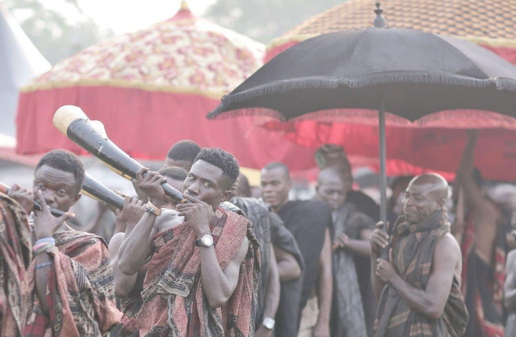 Pogrzeb w Ghanie - fot. Yaw Pare (5)