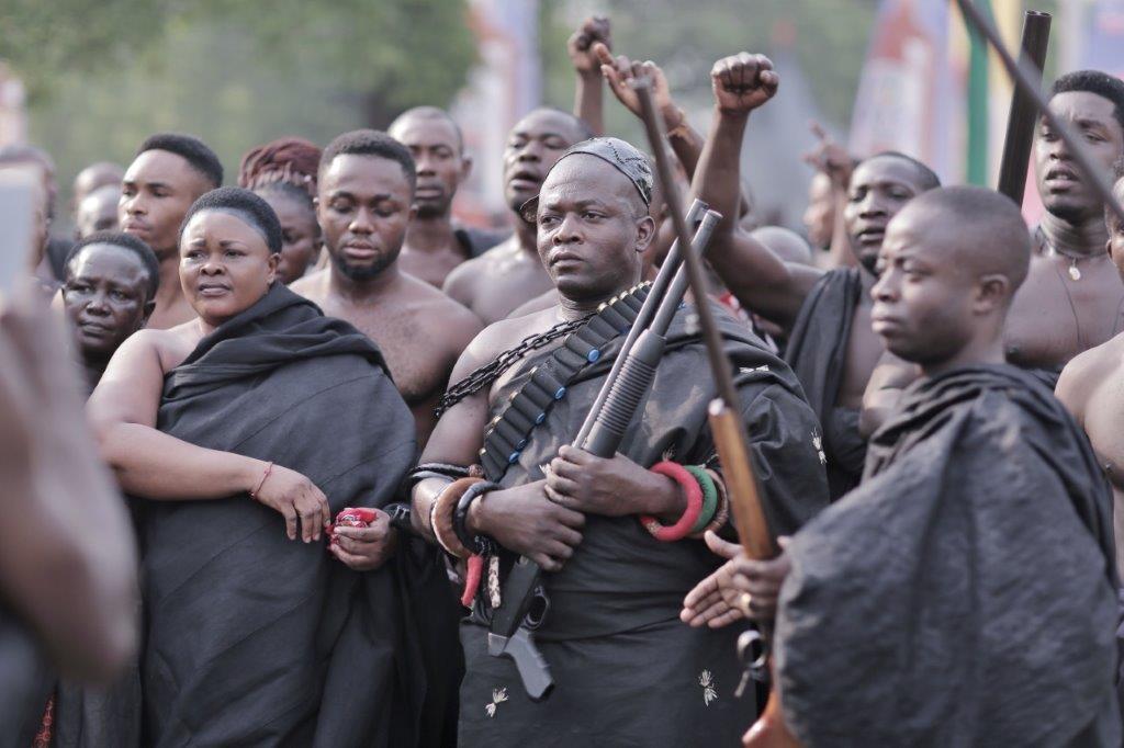 Pogrzeb w Ghanie - fot. Yaw Pare (7)