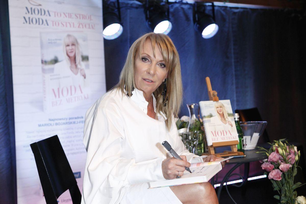 Mariola Bojarska-Ferenc 50+: Moda to nie strój, to styl życia: modowy poradnik dla kobiet, które nie liczą lat - BlogStar.pl