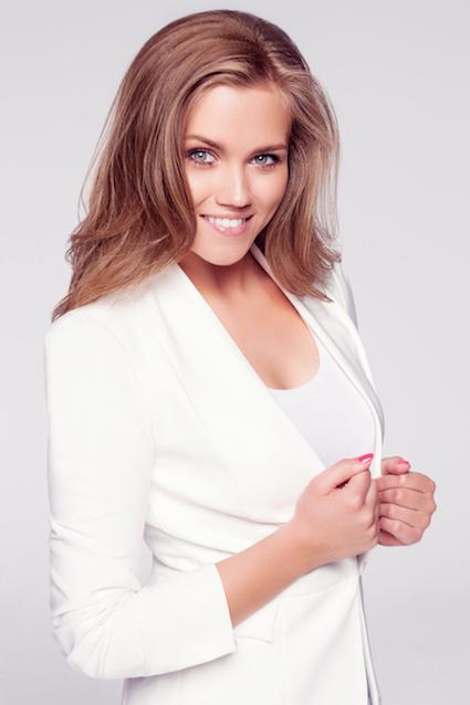 Agnieszka Kaczorowska: Kobieta niczym kameleon - BlogStar.pl