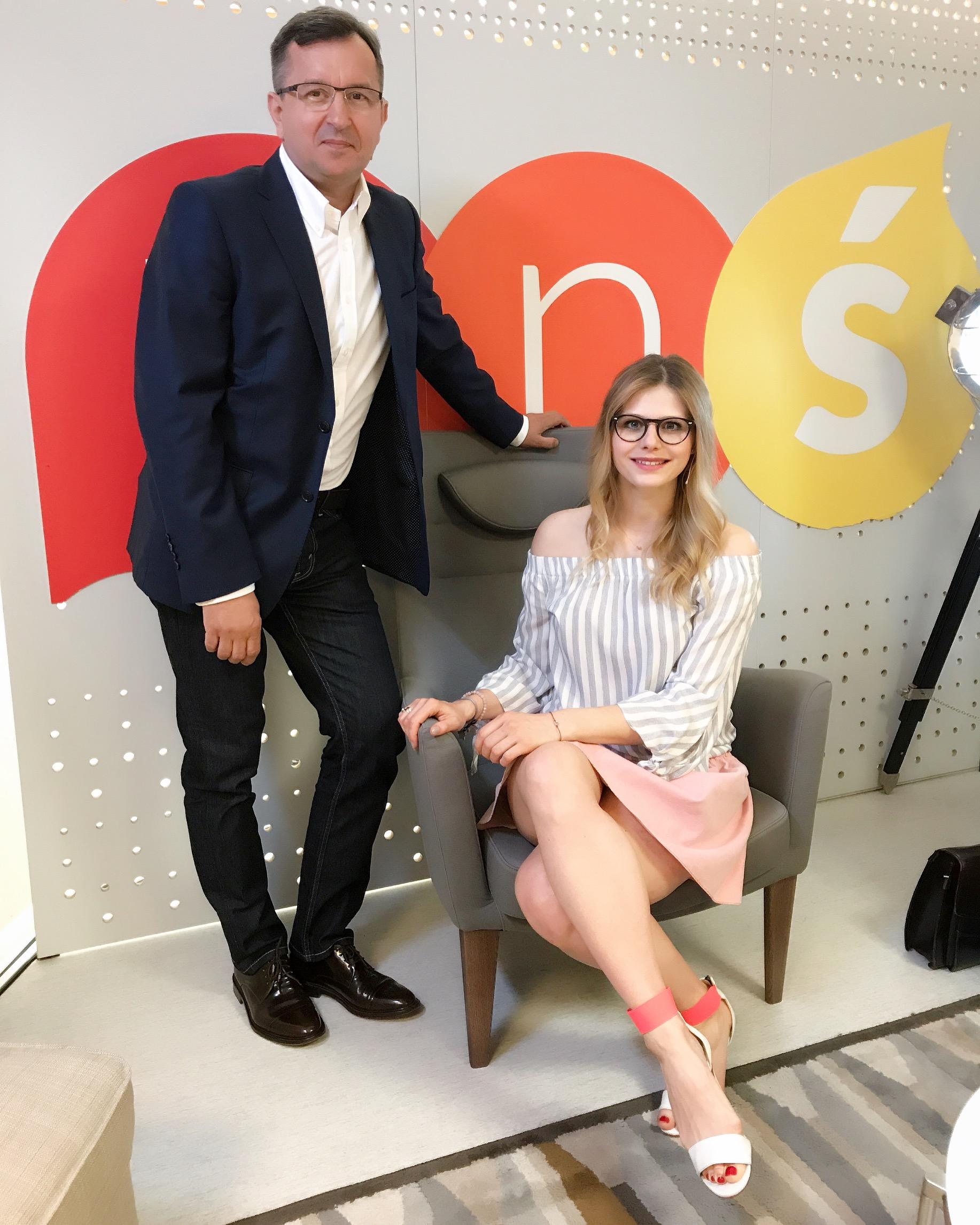 Izabela Zwierzyńska: Będę mamą - USG - BlogStar.pl