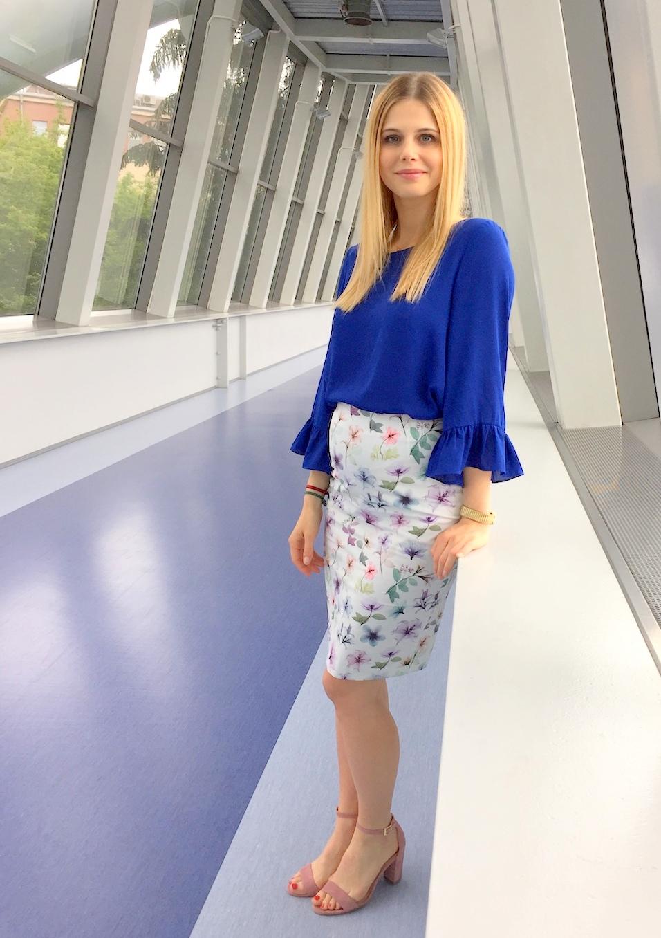 Izabela Zwierzyńska: Będę mamą - zabiegi kosmetyczne dla ciężarnych - BlogStar.pl