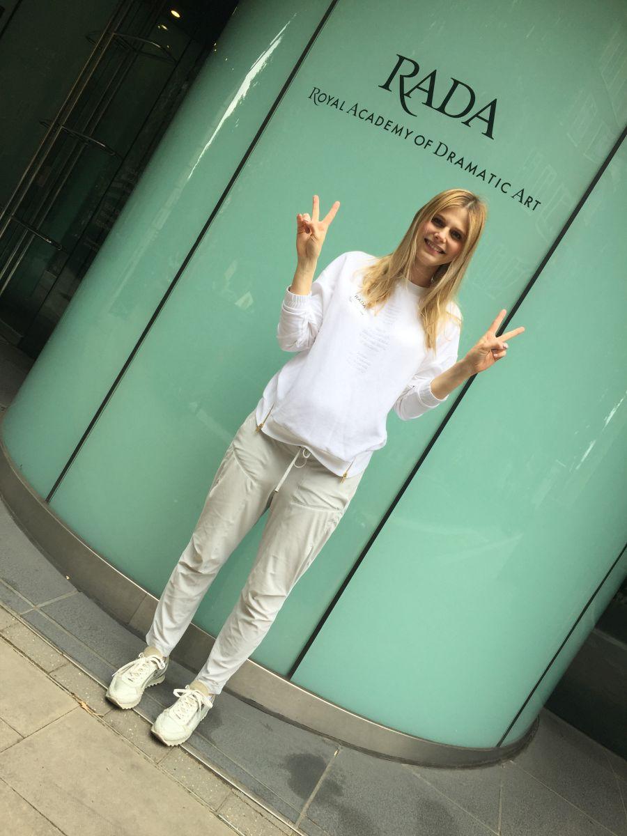 Izabela Zwierzyńska: Royal Academy of Dramatic Art - marzenia się spełniają! - BlogStar.pl
