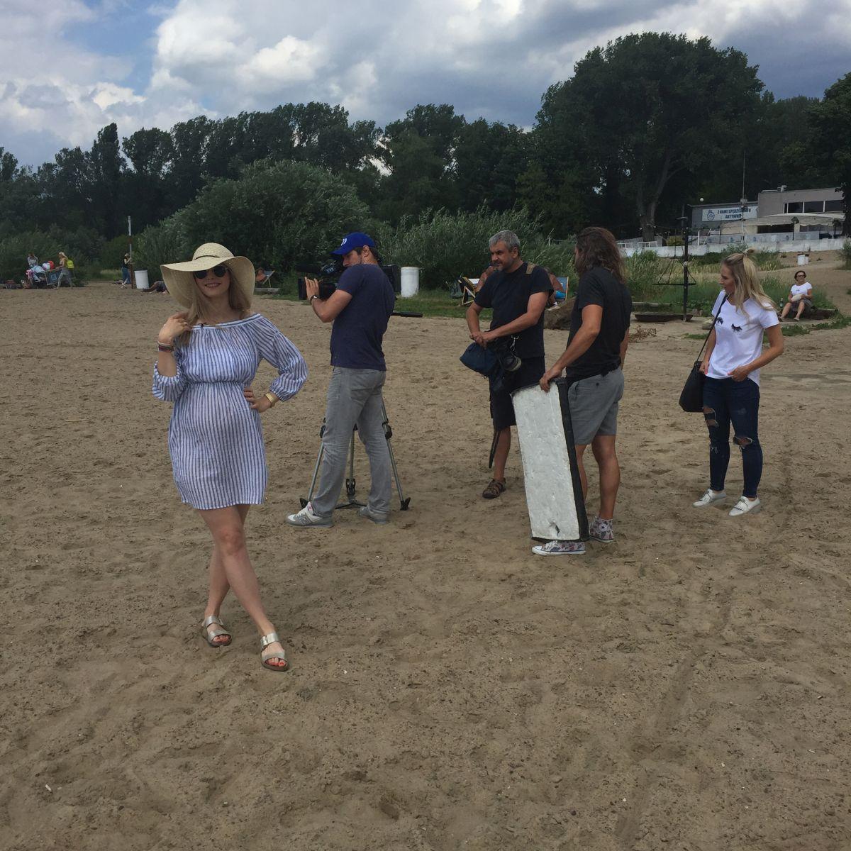 Izabela Zwierzyńska: Będę mamą... na urlopie, czyli mama na plaży! - BlogStar.pl