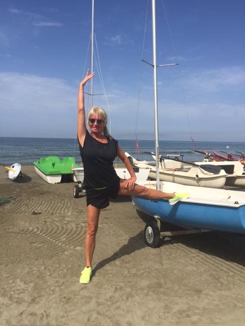 Mariola Bojarska-Ferenc 50+: Włoskie wakacje - BlogStar.pl