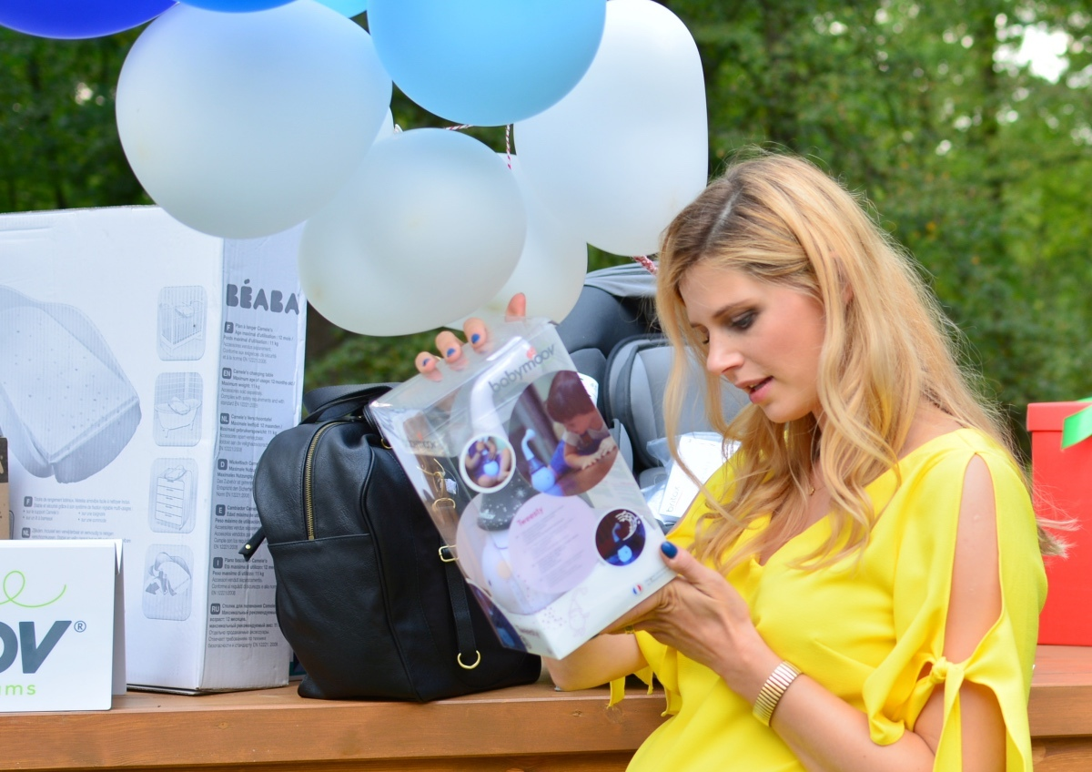 BlogStar: Czas na baby shower - BlogStar.pl