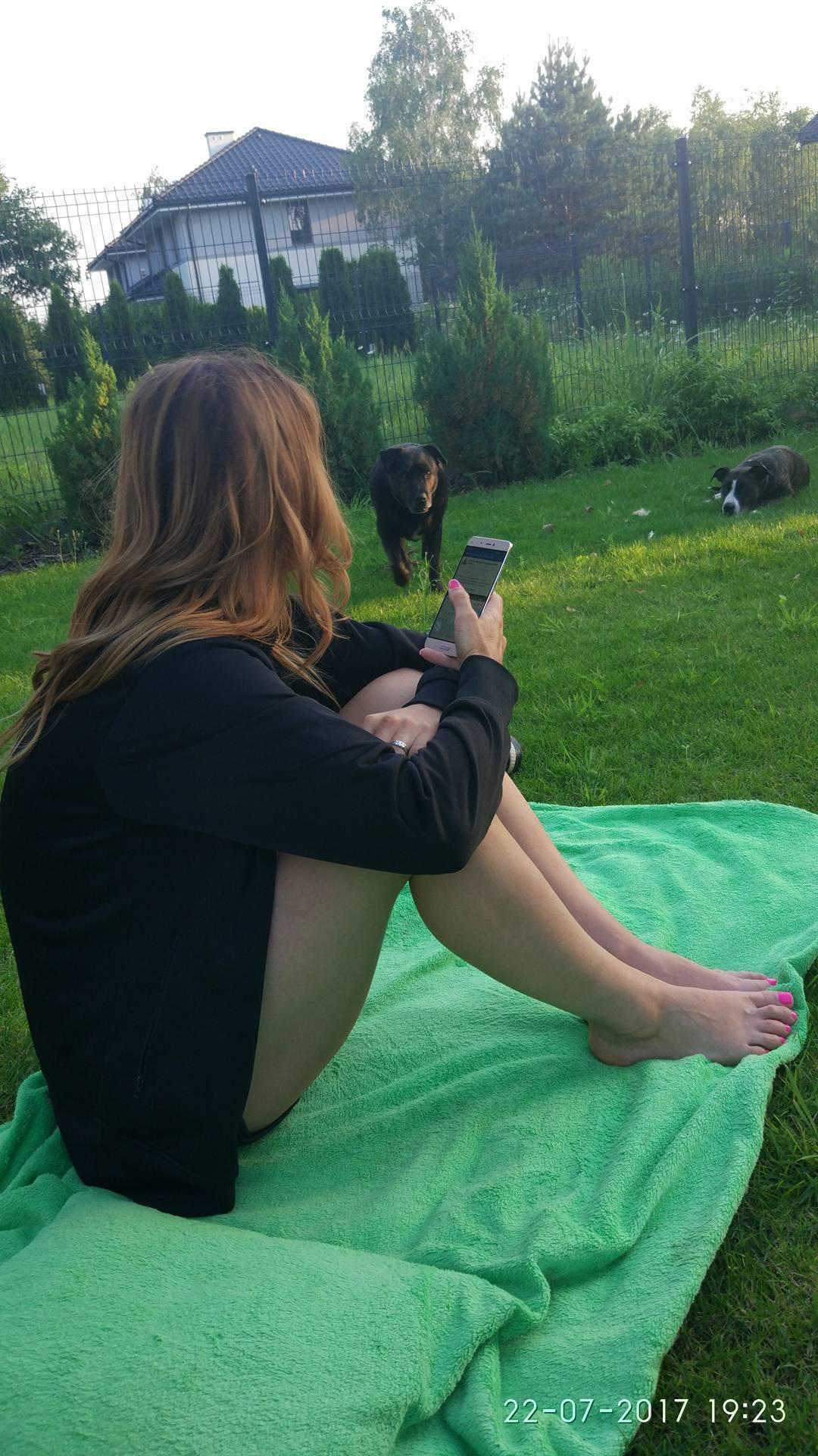 Karolina Pilarczyk: W obronie telefonów - BlogStar.pl