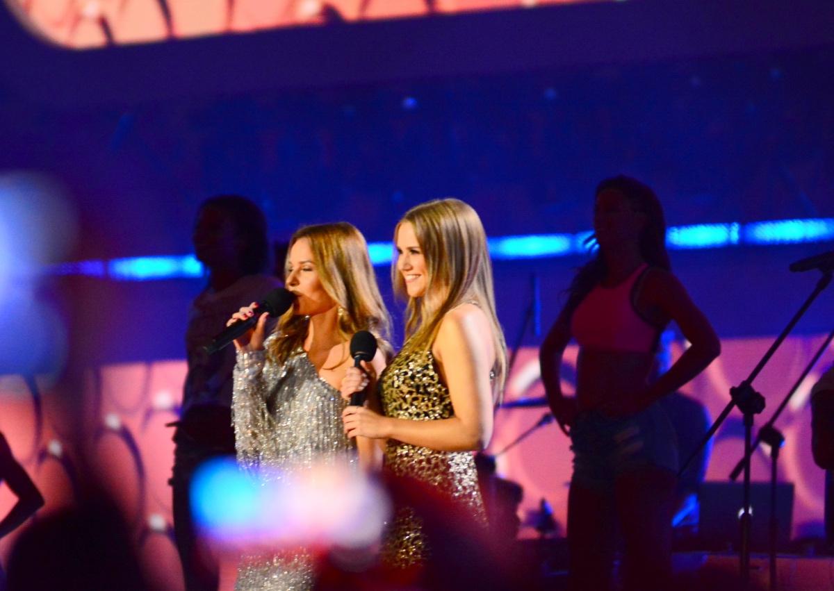 BlogStar: Stylowa Kaczorowska poprowadziła kolejny koncert dla Polsatu - BlogStar.pl