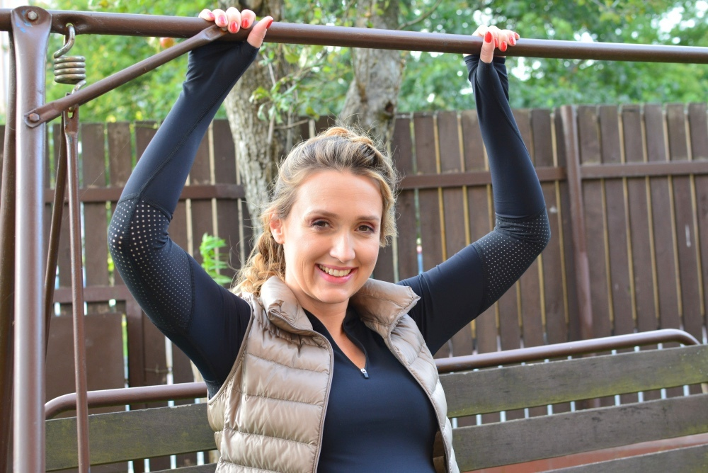 Anna Gzyra: Sport w ciąży? Czemu nie! - BlogStar.pl