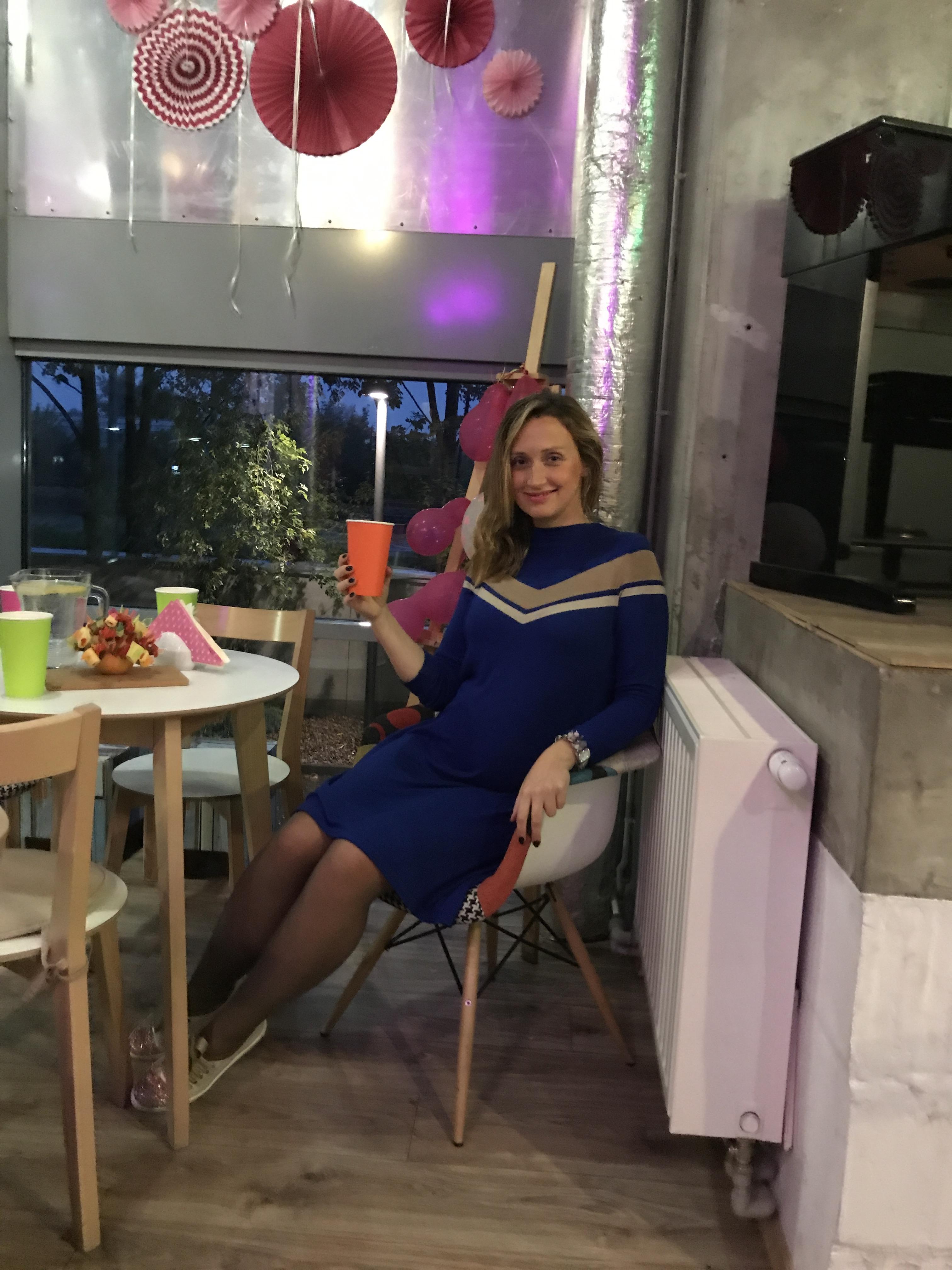 Anna Gzyra: Ciąża to wyjątkowy czas - BlogStar.pl