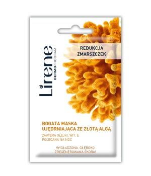 BlogStar: Testujemy maseczki Lirene - BlogStar.pl