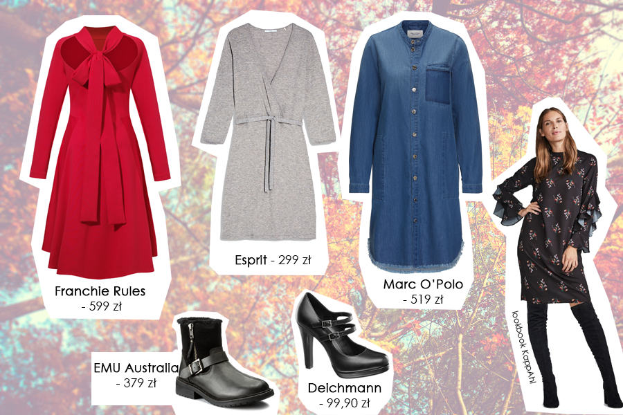 BlogStar: Sukienka - idealna na chłodne dni - BlogStar.pl