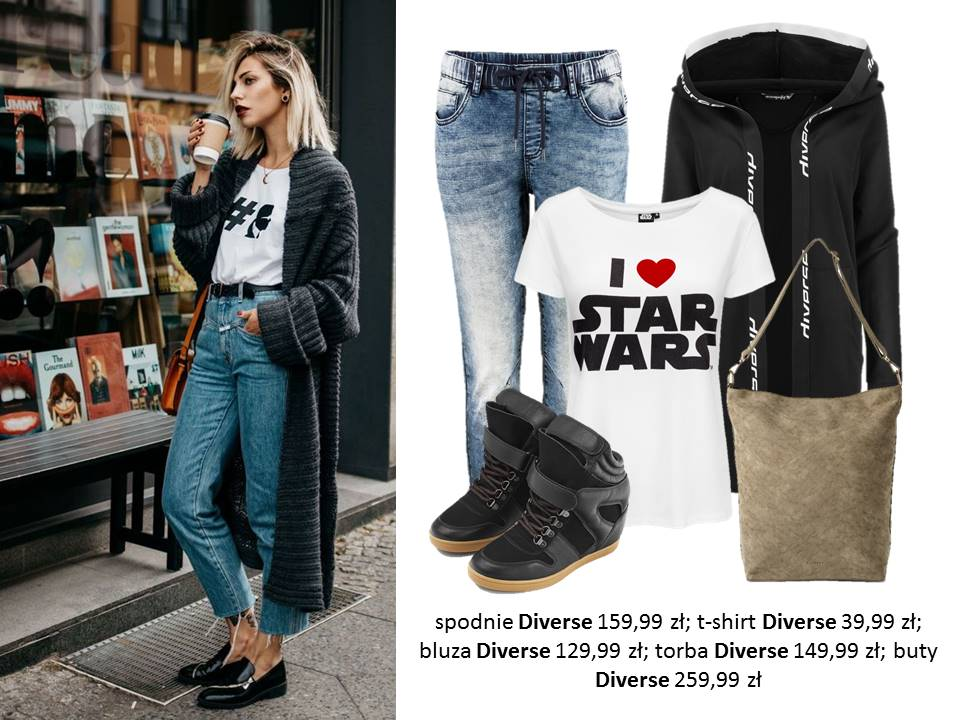 BlogStar: Zimowy Street Fashion - BlogStar.pl
