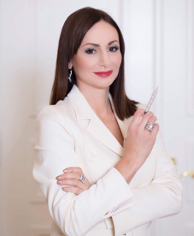 Beata Dethloff: ZABIEGI ESTETYCZNE PO 30-TCE - BlogStar.pl