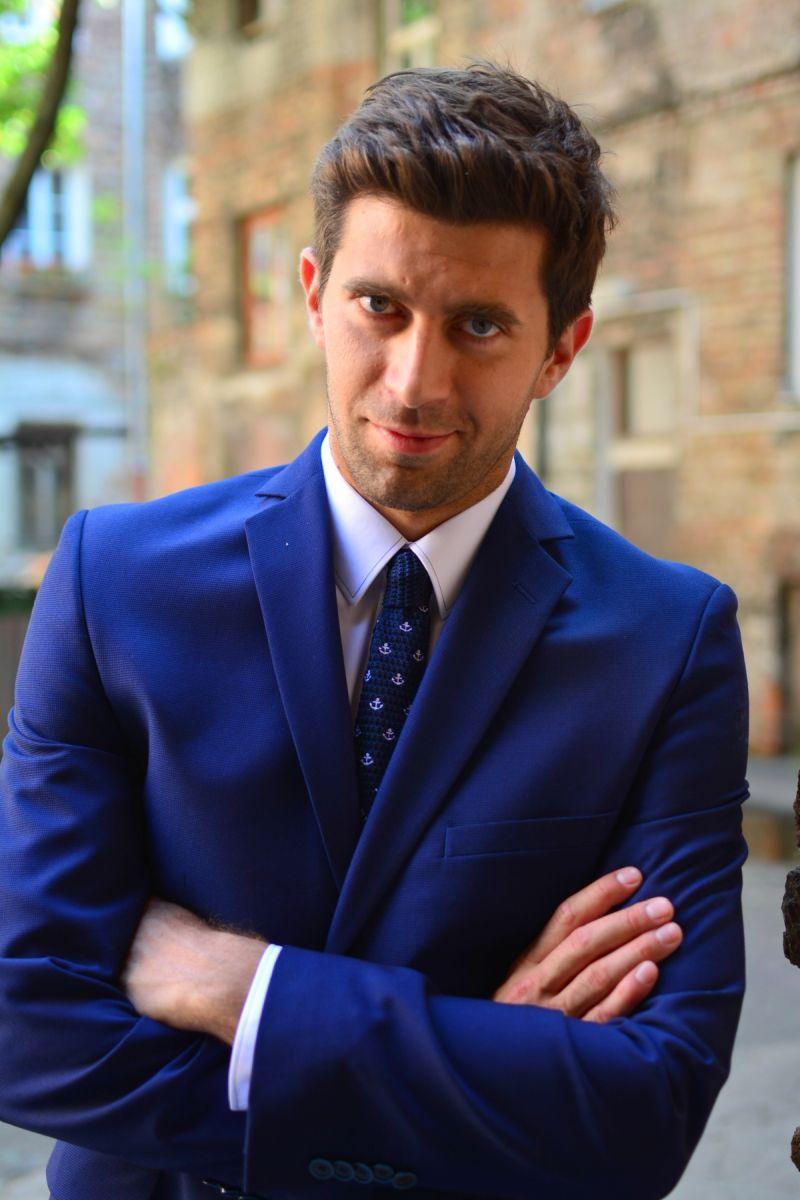 BlogStar: Polski mężczyzna vs. Moda - bezpłatna konsultacja ze stylistą Giacomo Conti - BlogStar.pl