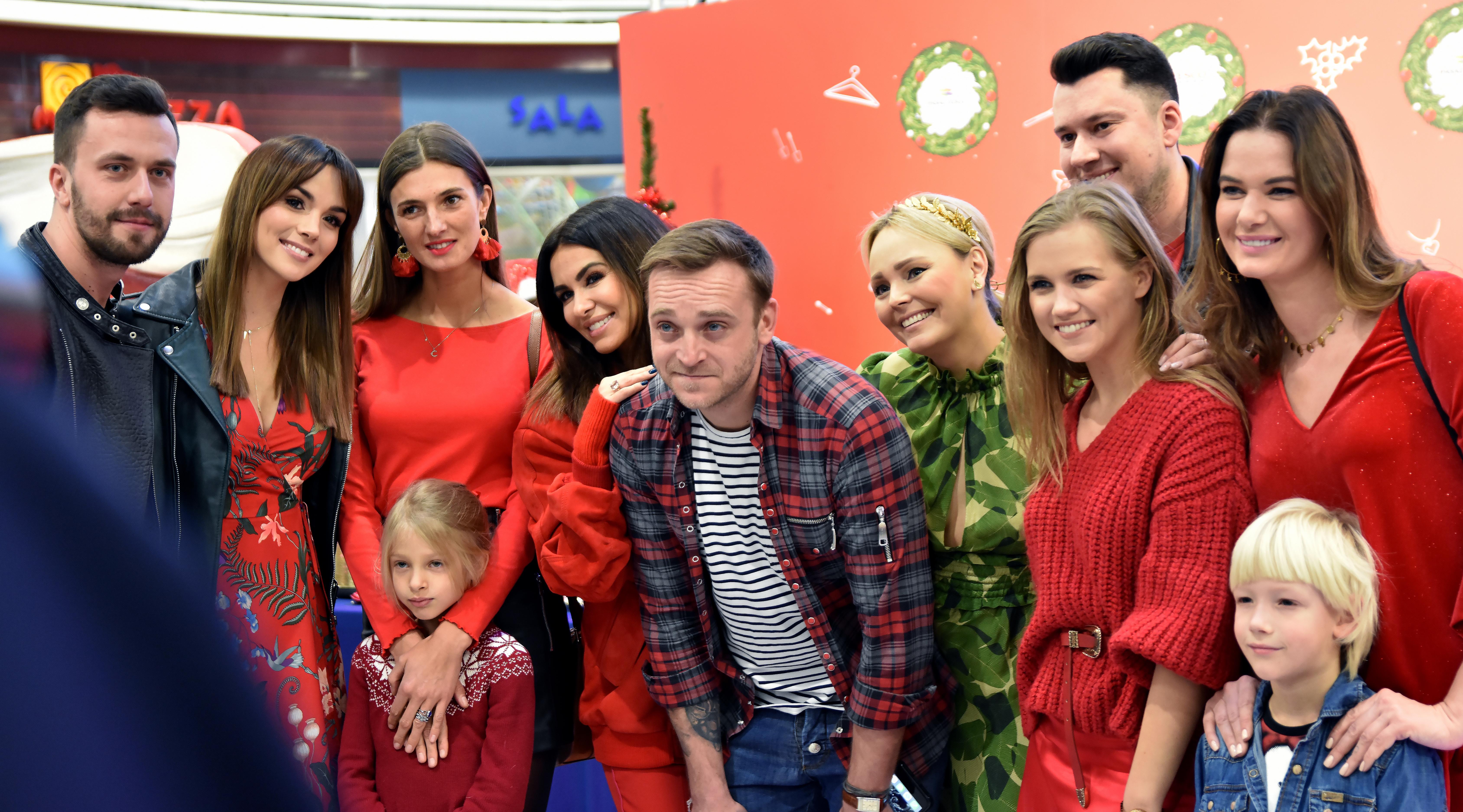 BlogStar: Gwiazdy w świątecznej akcji Tesco - BlogStar.pl