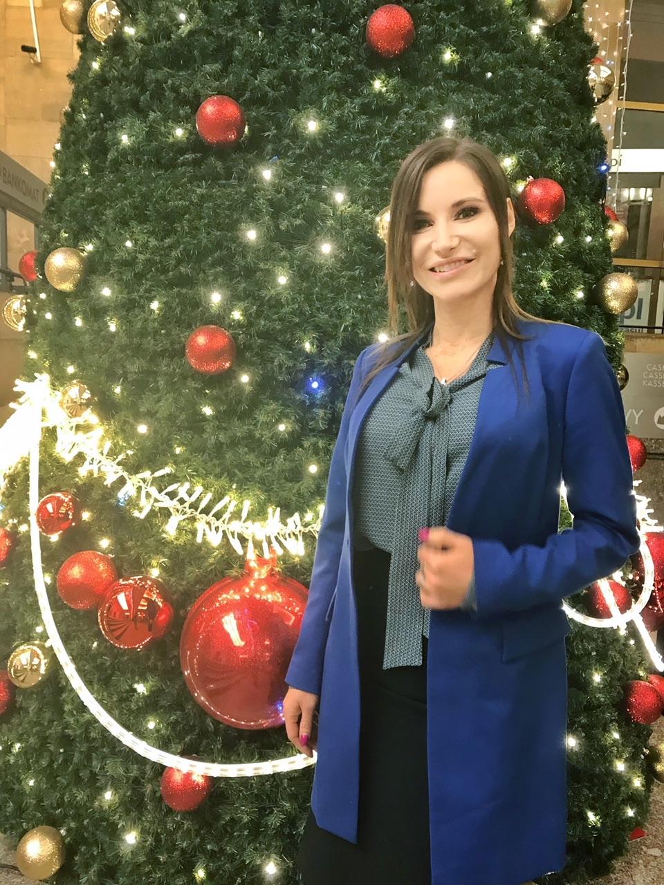 BlogStar: Karolina Pilarczyk - Święta Drifterki - BlogStar.pl