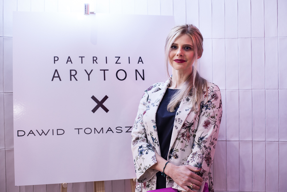 BlogStar: Gwiazdorska kolekcja: PATRIZIA ARYTON - BlogStar.pl
