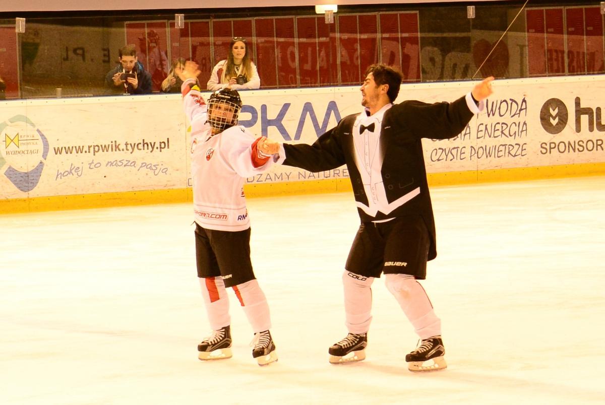 BlogStar: Znani zagrali w hokeja dla WOŚP-u - BlogStar.pl