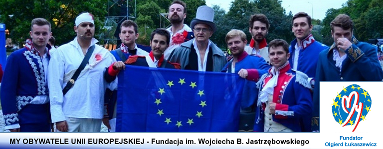 Olgierd Łukaszewicz: Z przebierańcami do Europy - BlogStar.pl