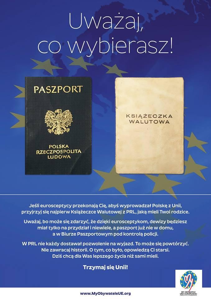 """Olgierd Łukaszewicz: FOLLOWERSI FUNDACJI """"MY OBYWATELE UE"""" ZBIERAJĄ SIĘ W LESZNIE WLKP. - BlogStar.pl"""