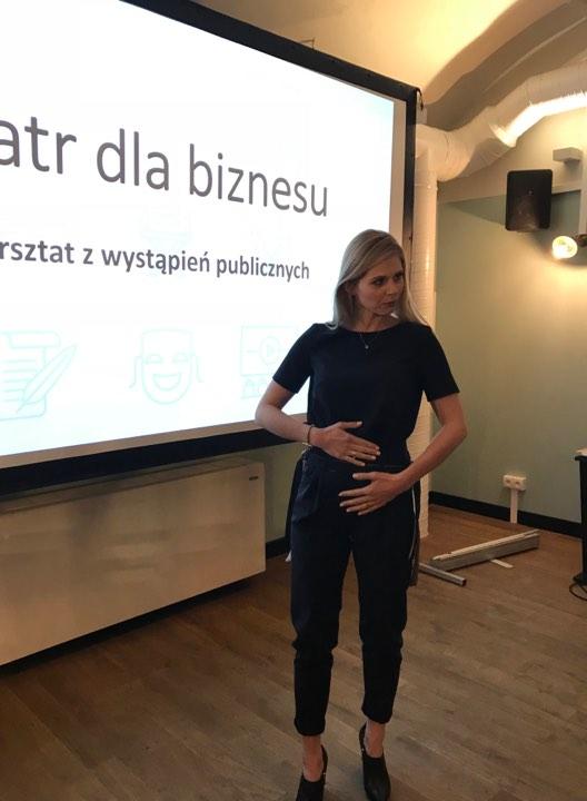 Izabela Zwierzyńska: Wystąpienia publiczne - BlogStar.pl