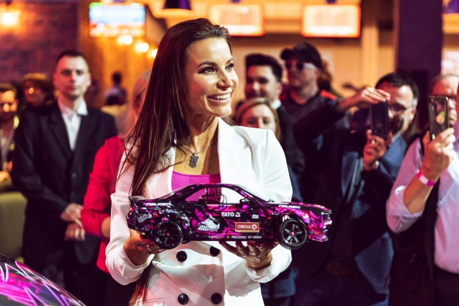BlogStar: Prezentacja samochodu Karoliny Pilarczyk na sezon 2018 - BlogStar.pl
