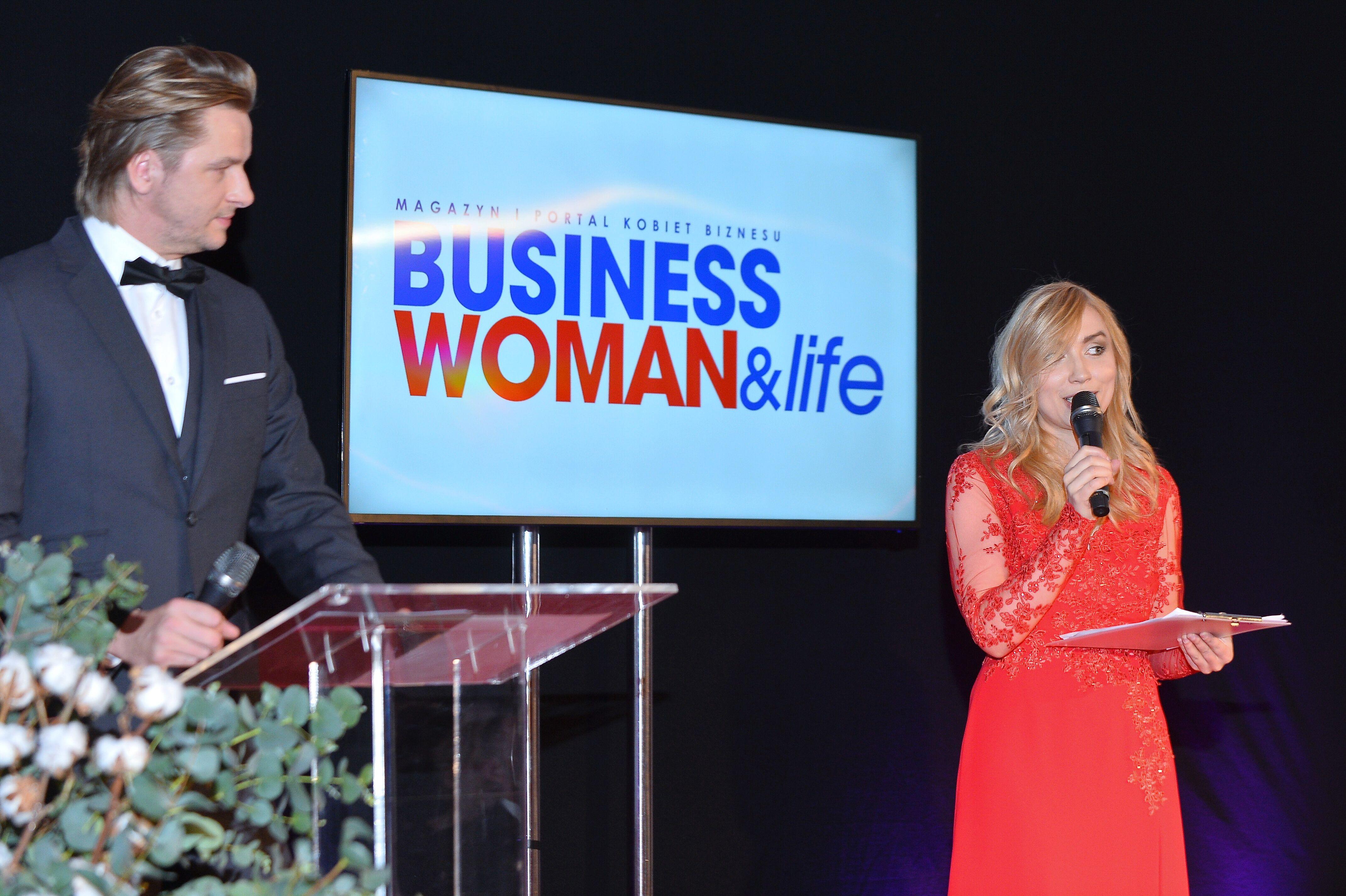 BlogStar: Jantar Wody Mineralne – nagrodzona w konkursie Polish  Businesswomen Awards - BlogStar.pl